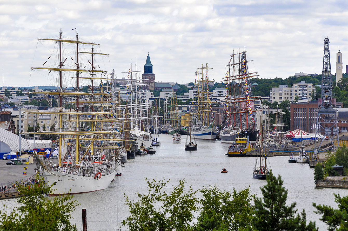 Events - The Tall Ships' Races at Turku