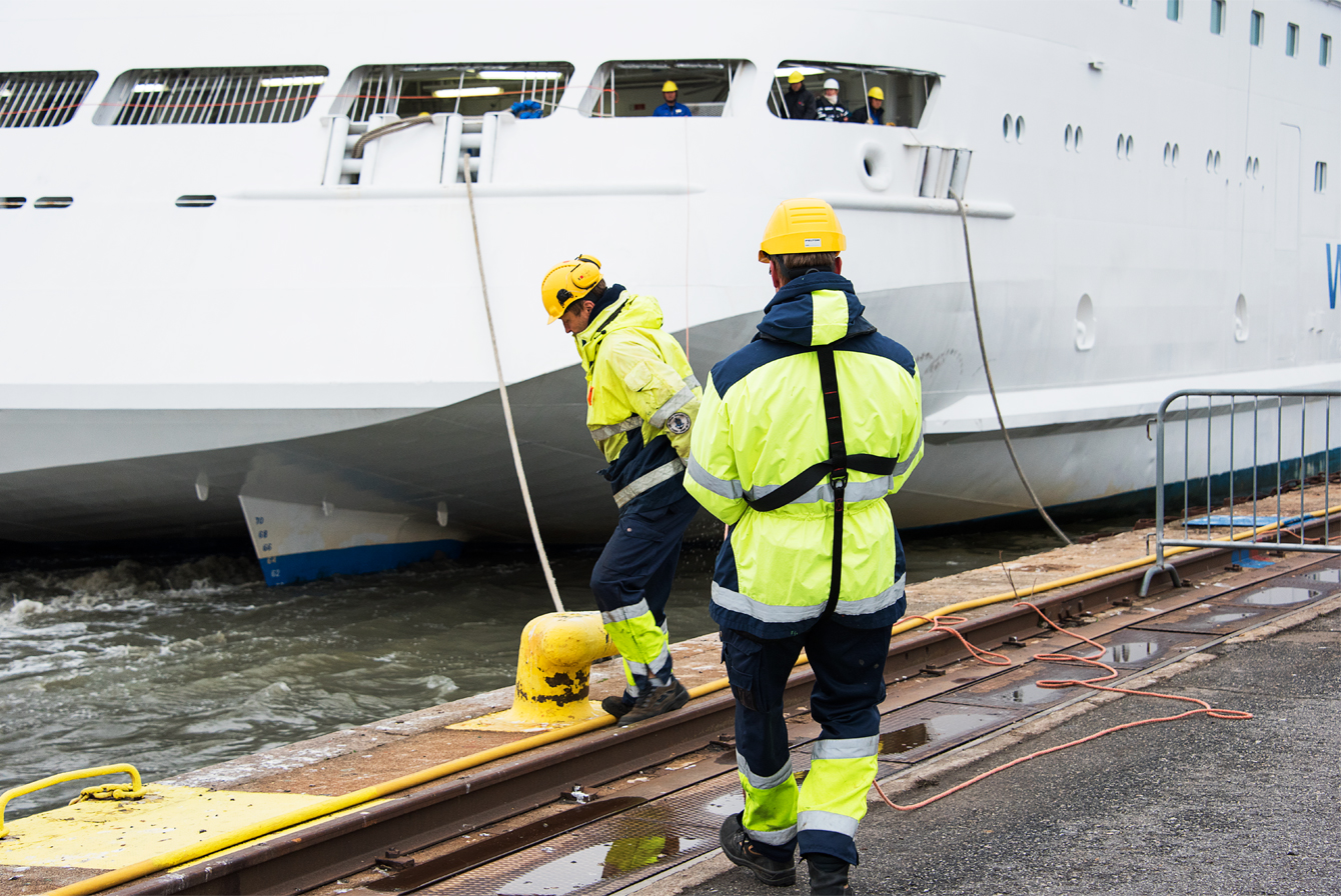 Safety - Port of Turku