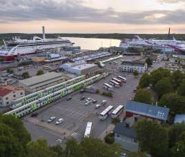 Turun Satama - Port of Turku
